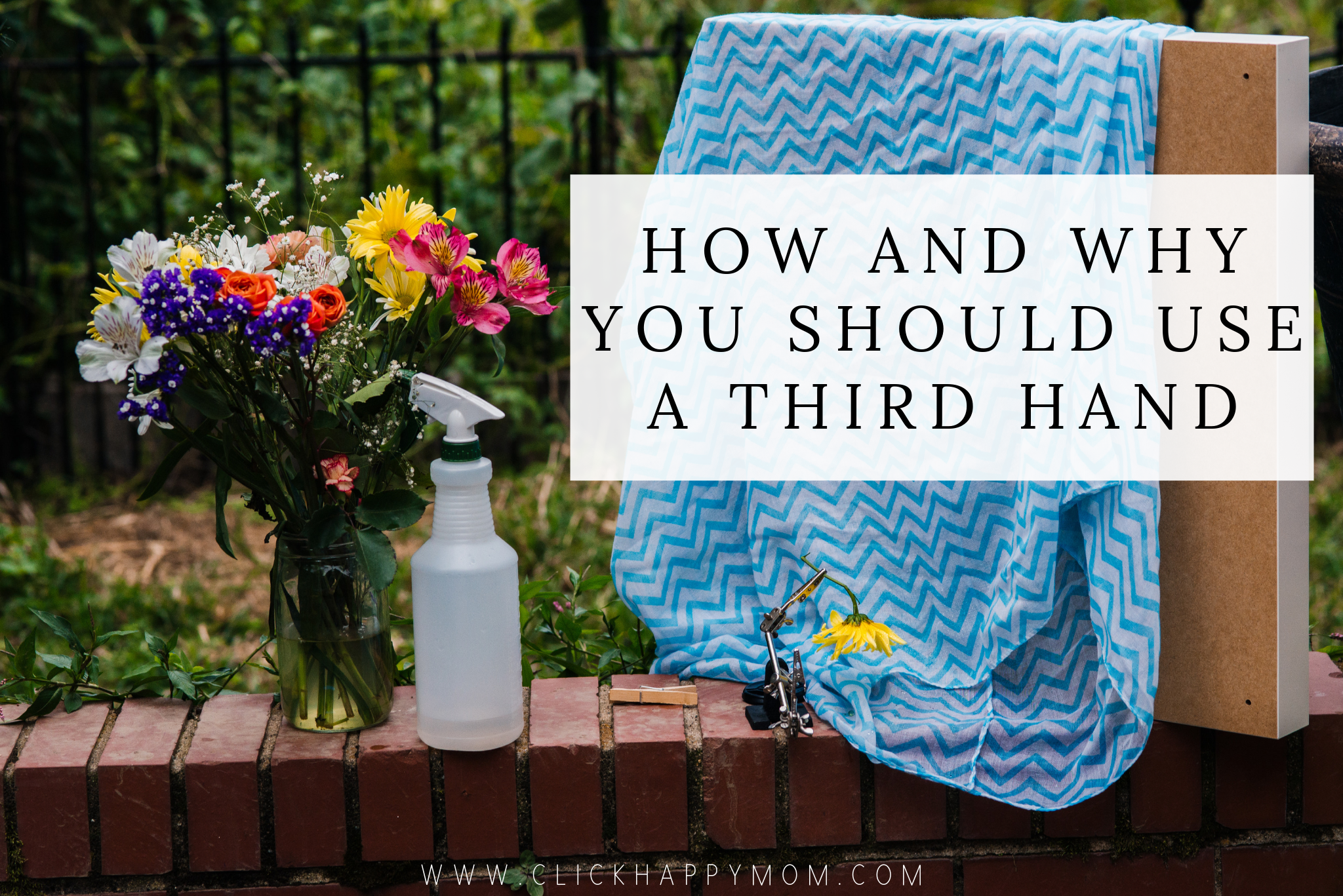 How and Why You Should Use a Third Hand