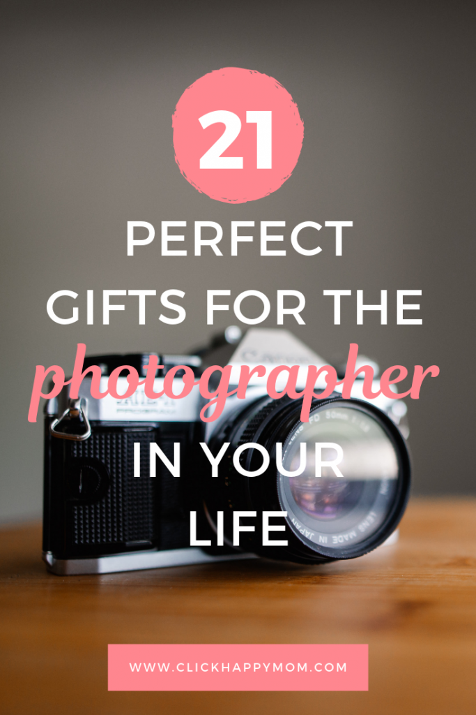 21 Perfect Gifts for the Photographer in Your Life