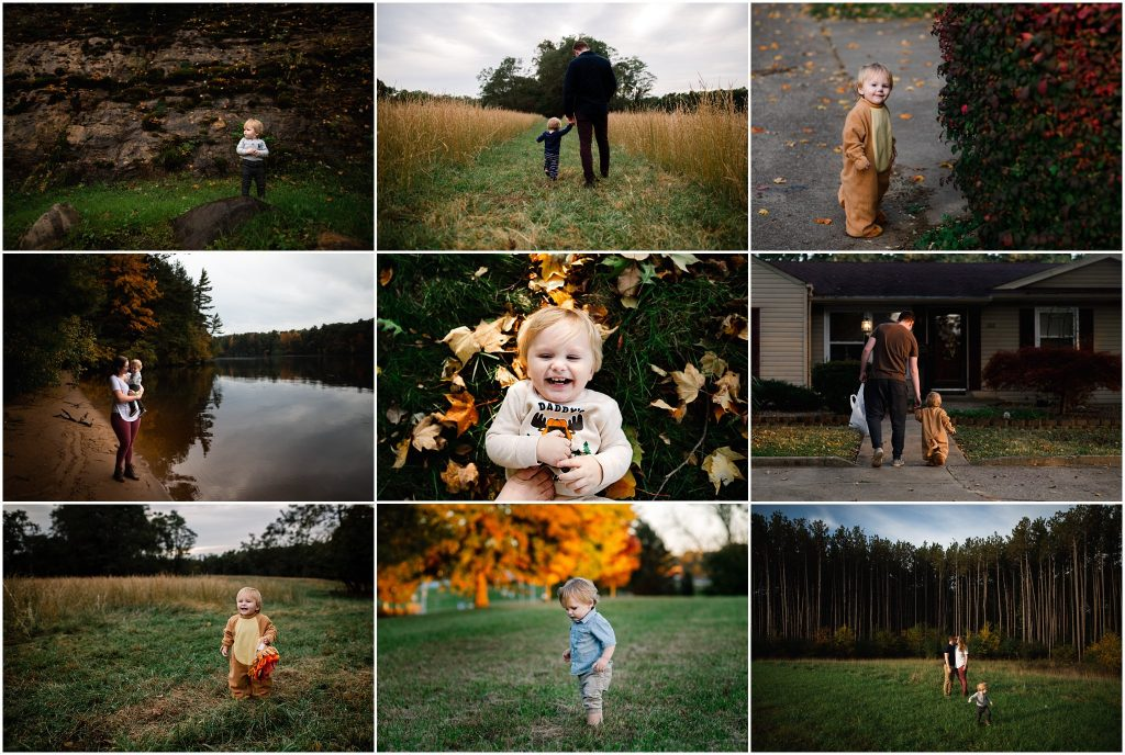 9 Images a Month Project