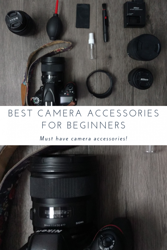 Best Beginner Camera Accessories