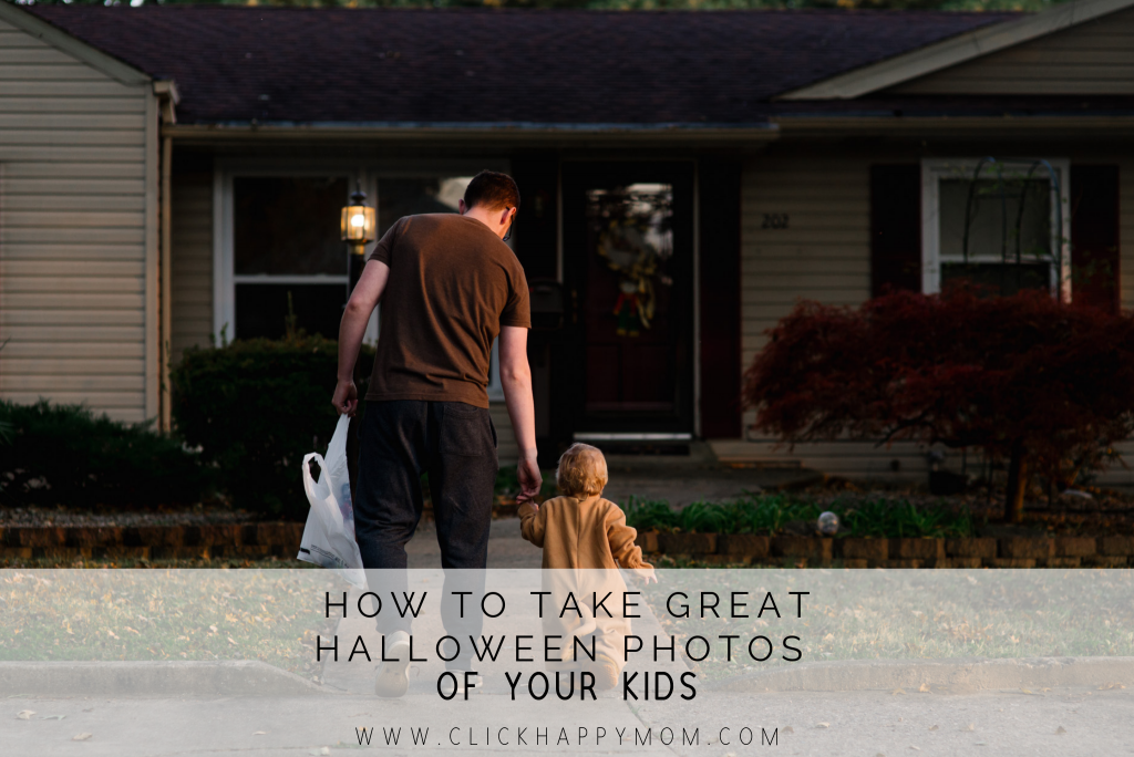 How to Take Great Halloween Photos of Your Kids