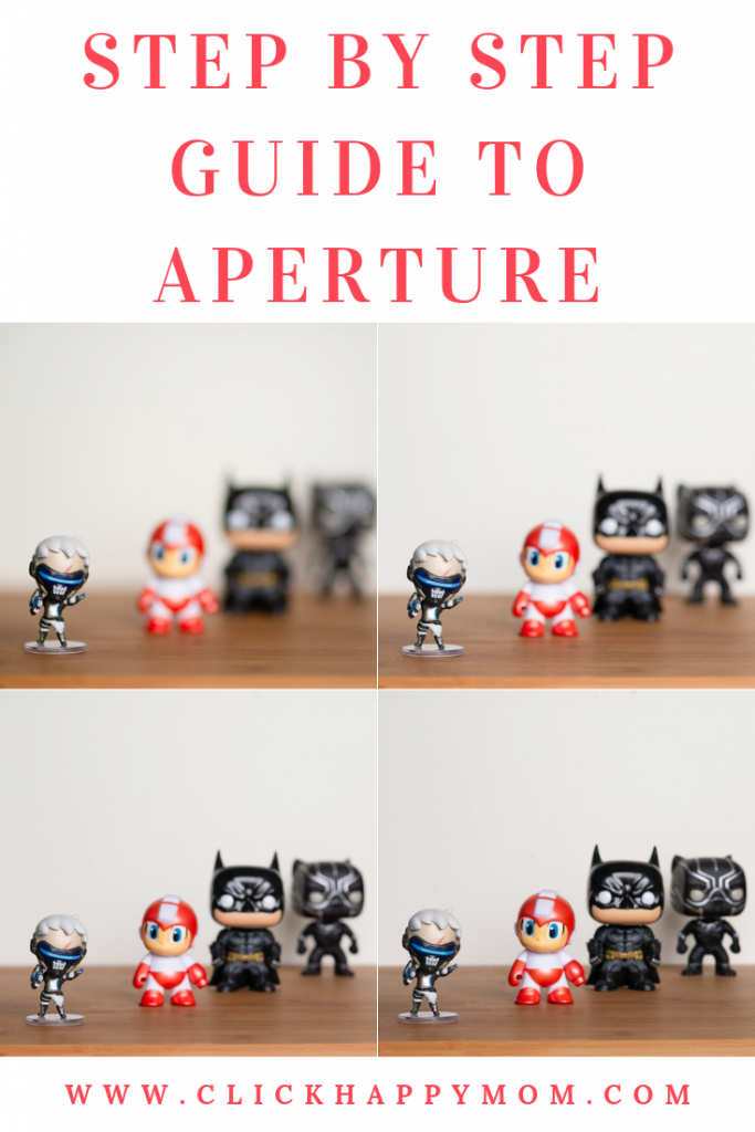 Step by Step Guide to Aperture