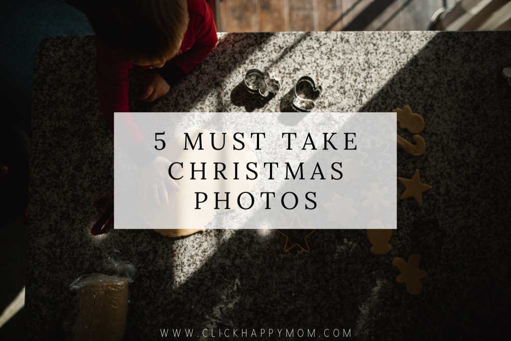 5 Must Take Christmas Photos